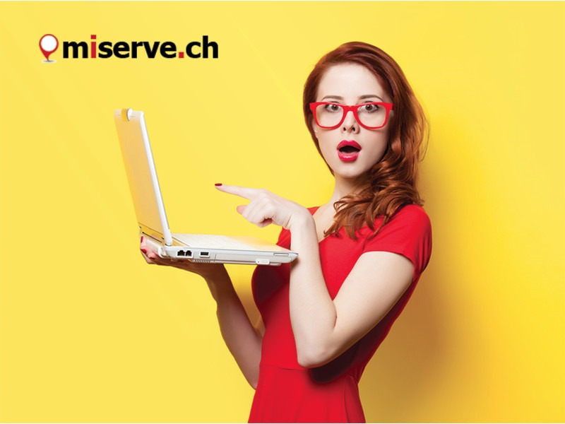 insubria service distribuzione pubblicità Lugano